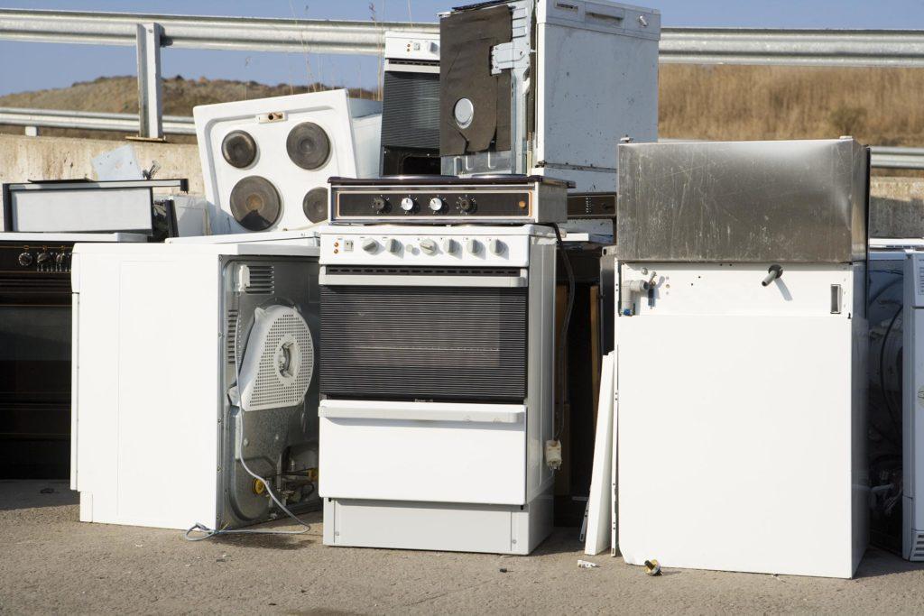 Fullerton Junk Haulers - Appliance Removal 1